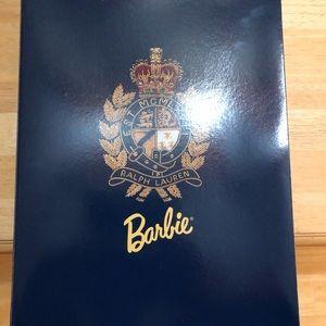 Bloomingdales limited edition Ralph Lauren Barbie